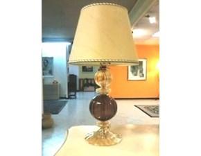 Lampada da tavolo stile Classica Clodia Artigianale a prezzi outlet