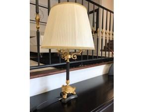 Lampada da tavolo stile Classica Winfrey Artigianale in offerta outlet