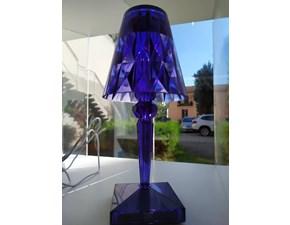 Lampada da tavolo stile Design Battery Kartell in saldo