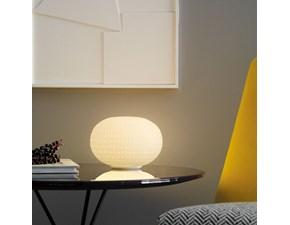 Lampada da tavolo stile Design Bianca Fontana arte con forte sconto
