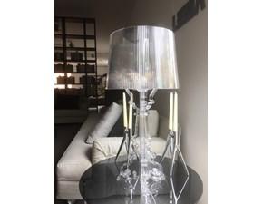Lampada da tavolo stile Design Bourgie Kartell con forte sconto