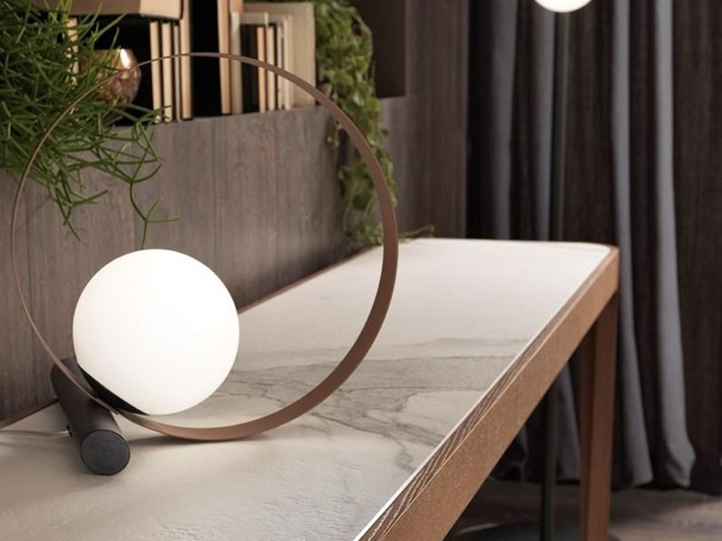 Lampada da tavolo stile Design Bubble Riflessi a prezzi outlet