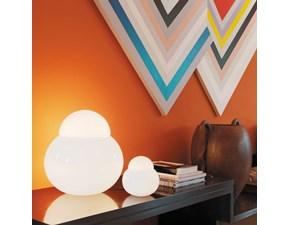 Lampada da tavolo stile Design Daruma Fontana arte con forte sconto