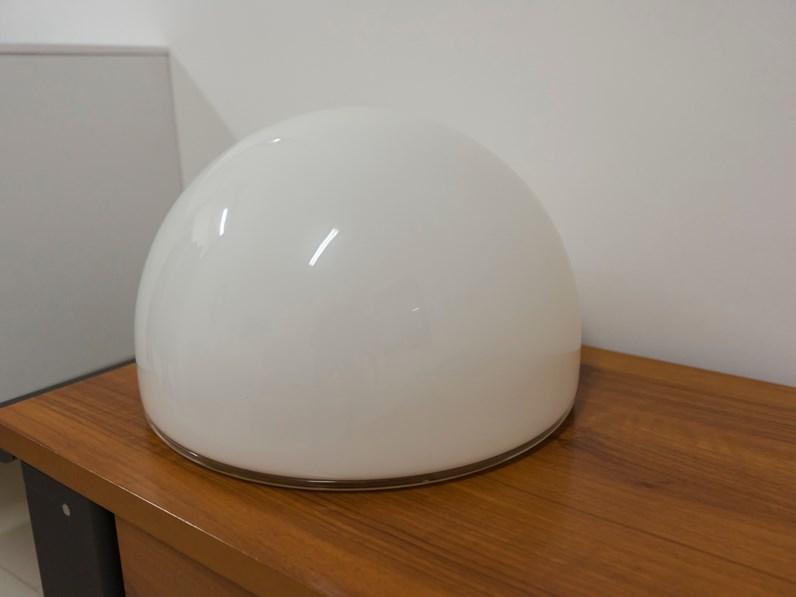 Lampada Da Tavolo Stile Design Fungo Leucos In Offerta Outlet