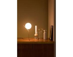 Lampada da tavolo stile Design Ic t1 high Flos in offerta