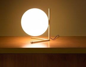Lampada da tavolo stile Design Ic t2 Flos a prezzi convenienti