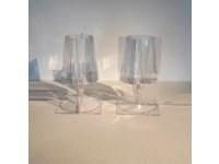 Lampada da tavolo stile Design Kartell coppia lampade take Kartell ...