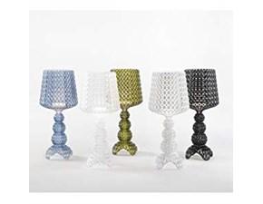 Lampada da tavolo stile Design Mini kabuki Kartell scontato
