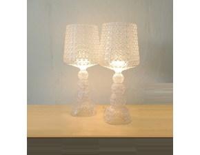 Lampada da tavolo stile Design Mini kabuki lampada da tavolo kartell Kartell in saldo