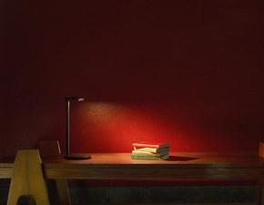 Lampada da tavolo stile Design Oblique qi Flos in saldo