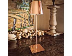 Lampada da tavolo stile Design Sheila Artigianale in saldo