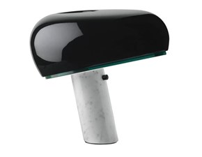 Lampada da tavolo stile Design Snoopy Flos in saldo