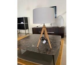 Lampada da tavolo stile Design Soft San patrignano in saldo