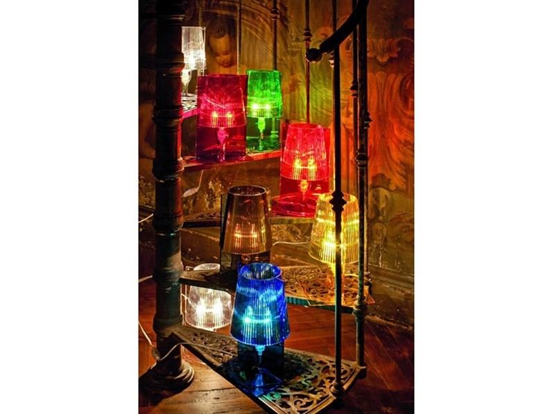 Lampada Da Tavolo Stile Design Take Kartell In Saldo