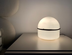 Lampada da tavolo stile Design Tecla Leucos in saldo