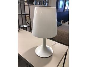 Lampada da tavolo stile Design Thai natura A.b.c a prezzi outlet