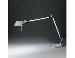 Lampada da tavolo stile Design Tolomeo  Artemide scontato