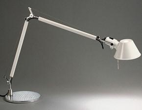 Lampada da tavolo stile Design Tolomeo con base diam.23 Artemide in offerta outlet