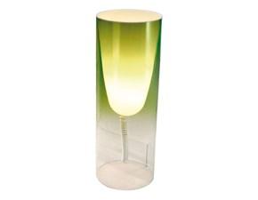 Lampada da tavolo stile Design Toobe Kartell scontato