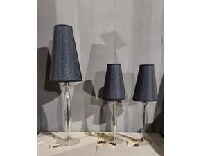 Lampada da tavolo stile Moderno A860 a861 Irilux in offerta outlet