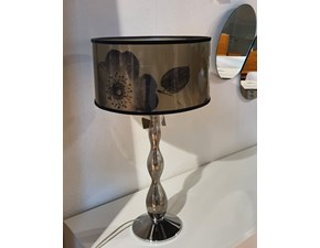 Lampada da tavolo stile Moderno Fiore Irilux in offerta outlet