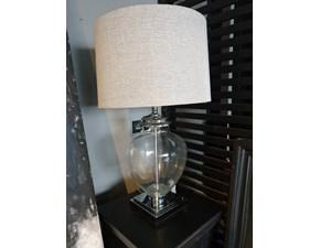 Lampada da tavolo stile Moderno Giulia Artigianale con forte sconto