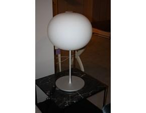 Lampada da tavolo stile Moderno Glo-ball Flos in saldo