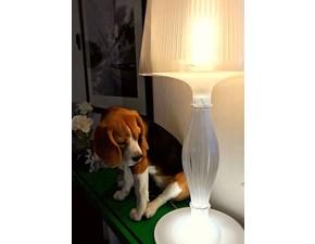 Lampada da tavolo stile Moderno Liza Slamp scontato