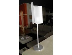 Lampada da tavolo stile Moderno Papiro Artigianale con forte sconto
