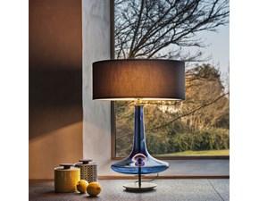 Lampada da tavolo stile Moderno Penta new classic pascià tavolo Penta illuminazione scontato