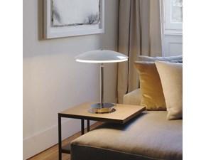 Lampada da tavolo Tris Fontana arte a prezzo scontato
