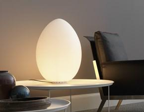 Lampada da tavolo Uovo grande Fontana arte a prezzo scontato