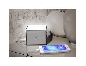 Lampada da tavolo Vesta Design dimmerabile USBOX a prezzo Outlet
