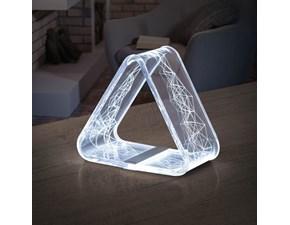 Lampada da tavolo Vesta Design mod. DELTA in Offerta Outlet