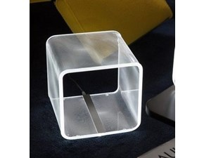 Lampada da tavolo Vesta Design mod. SOLID media a prezzi OUTLET