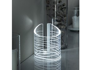 Lampada da tavolo Vesta Design mod. WAVE piccola a prezzo Outlet