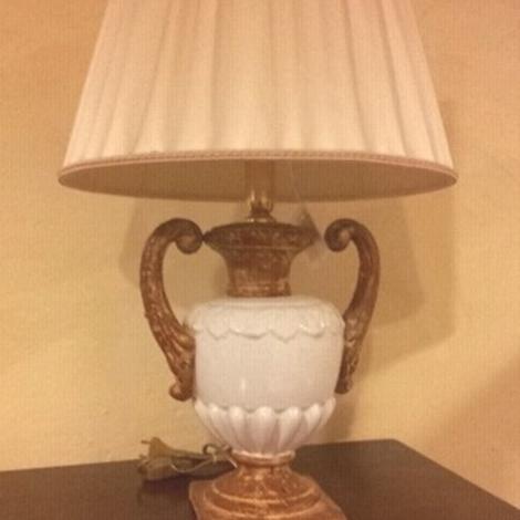 Lampada da tavolo illuminazione a prezzi scontati - Lampada da tavolo artigianale ...