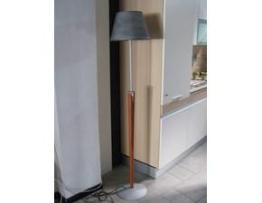 Lampada da terra 9010 Grey stile Moderno a prezzi convenienti