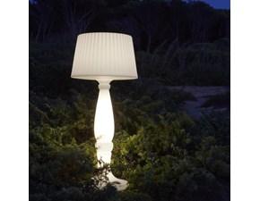 Lampada da terra Agata outdoor  Myyour a prezzo scontato
