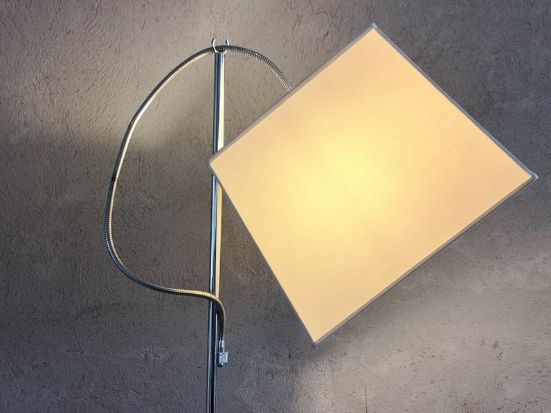 Lampada Da Terra Artigianale Lora Stile Moderno A Prezzi Convenienti