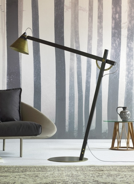 Lampada da terra by miniforms design nuova a prezzo for Design scontato