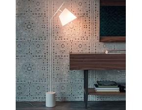 Lampada da terra Cattelan italia Karibù stile Design a prezzi outlet