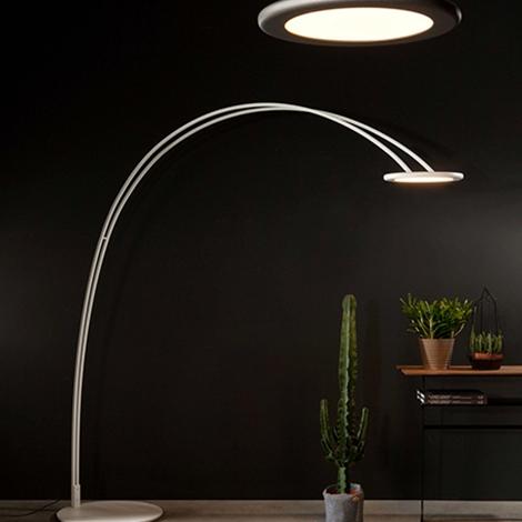 Lampada Da Terra Ad Arco Prezzi. Top Lampada Da Terra Ad Arco Design Moderno Ana With Lampada Da ...