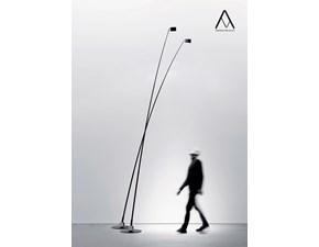 Lampada da terra Davide groppi Sampei 290 stile Design in offerta