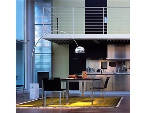 Lampada da terra Esprit nouveau Arco  stile Design a prezzi convenienti