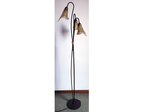 Lampada da terra Euro 90 Lampada e lumetto st703/3 stile Classica in offerta