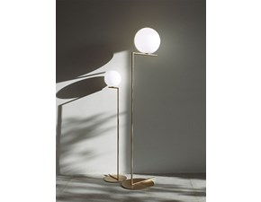 Lampada da terra Flos Ic lights floor 1 stile Design in offerta