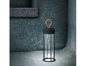 Lampada da terra Flos In vitro unplogged stile Design a prezzi convenienti