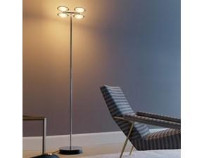 Lampada da terra Fontana arte Nobi 4 stile Design a prezzi outlet