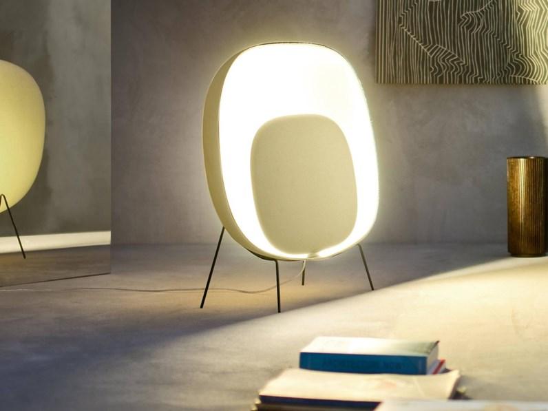 Lampada Da Terra Foscarini Stewie Stile Moderno In Offerta